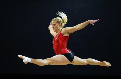 Kein Auftritt im Mehrkampf in der Heimat: Elisabeth Seitz  muss beim DTB-Pokal zuschauen Foto: Getty