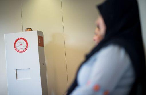 Wahlbeteiligung in Stuttgart deutlich über dem Durchschnitt