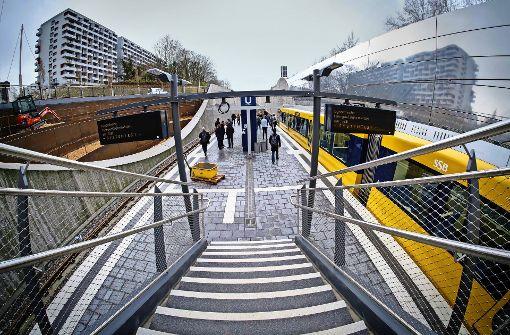 U12-Ausbau gilt als Stadtbahn-Durchbruch