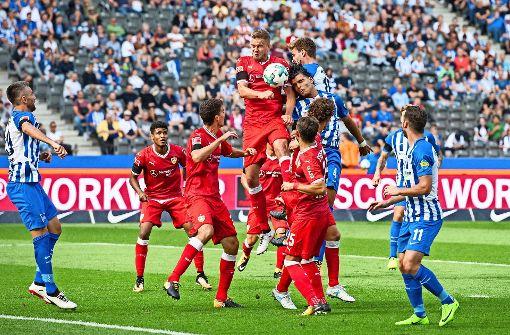 Die VfB-Elf ist noch lange nicht fertig