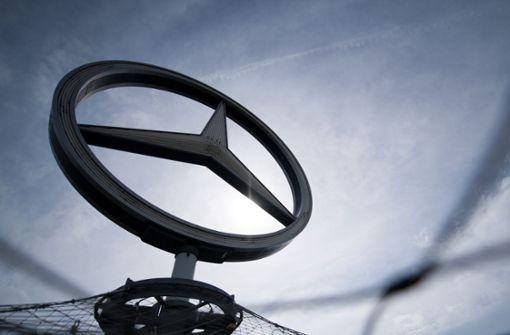 Daimler rechnet 2018 mit deutlich weniger Gewinn