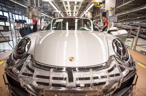 Entwicklungschef von Porsche verdächtigt