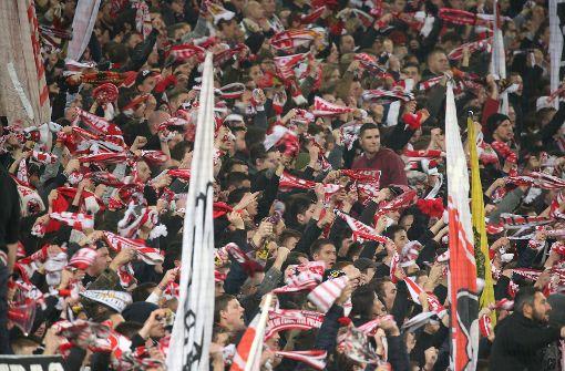 Strenge Regeln während VfB-Spiel