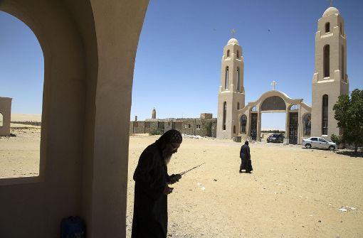 IS reklamiert Angriff auf Christen für sich