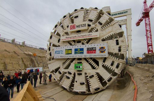 Degerlocher beklagen angebliche Hausschäden wegen Tunnelbau