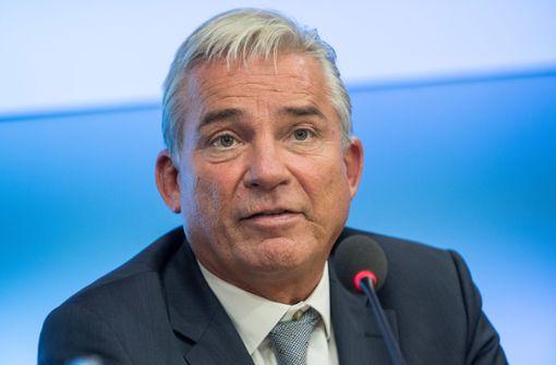 Thomas Strobl ist gegen neue Regeln für Asylbewerber