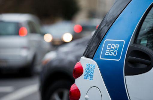 Car2Go gehört zum Daimler-Konzern. Foto: dpa
