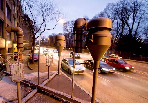 Vaihingen: So wird die Luft heute