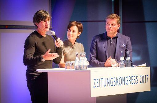 Joachim Löw spricht über seine Führungskraft