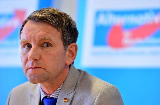 Björn Höcke äußert sich zu Parteiausschlussverfahren