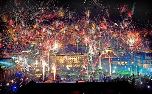 Stadt Stuttgart streicht Silvesterparty auf dem Schlossplatz