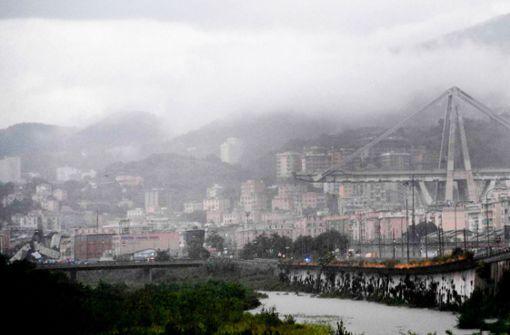 Italiens Verkehrsminister bestätigt mindestens 22 Todesopfer