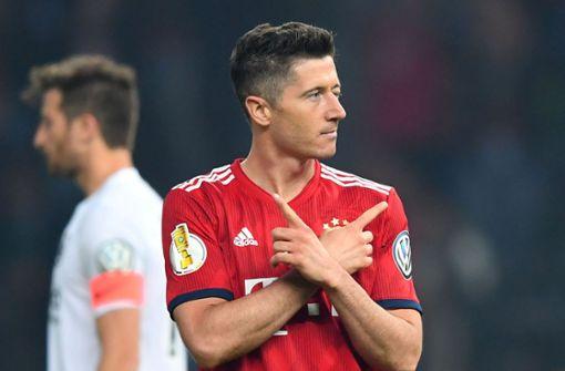 Robert Lewandowski will Verein verlassen