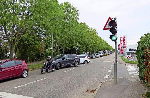 Verlängerte Karlstraße erst einmal gekappt