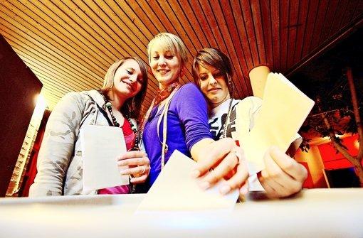Ob die 700 Jugendlichen zwischen 16 und 17 Jahren ihre Stimmen auch abgeben? Foto: