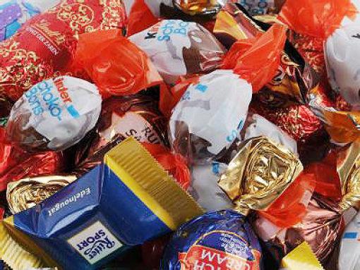 Süßigkeiten illegaler Art haben Polizisten am Dienstag in einem Supermarkt in Winnenden entdeckt. Foto: dpa/Symbolbild