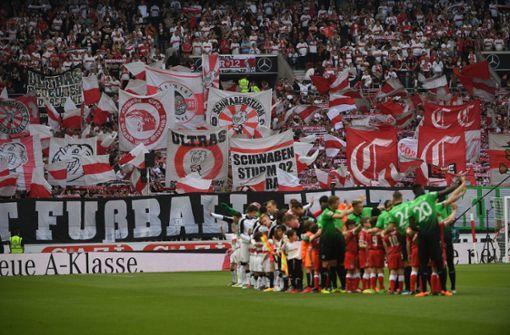 An Unterstützung der Fans wird es auch in der neuen Runde nicht mangeln Foto: dpa