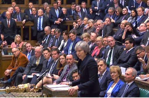 Jeremy Corbyn stellt Misstrauensantrag gegen Theresa May