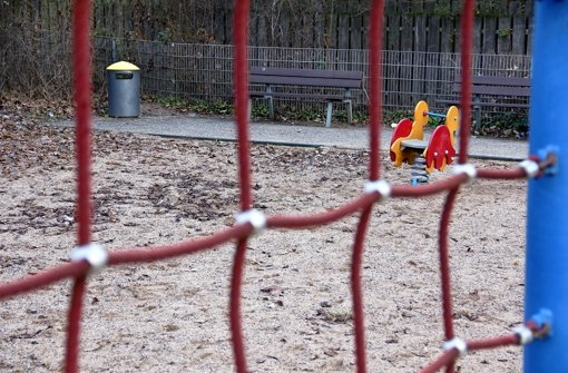 Spielplatz wird runderneuert