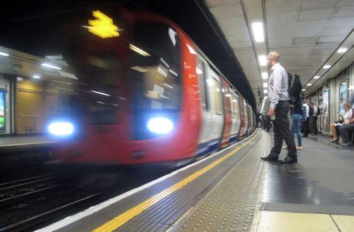 Explosion in U-Bahn-Station - Polizei nimmt Mann fest