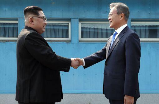 Kim Jong-un: Wir sind ein Volk!