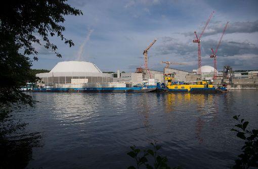 Schiff für zweiten Castor-Transport hat abgelegt