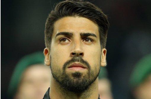 Juve muss auf Sami Khedira verzichten