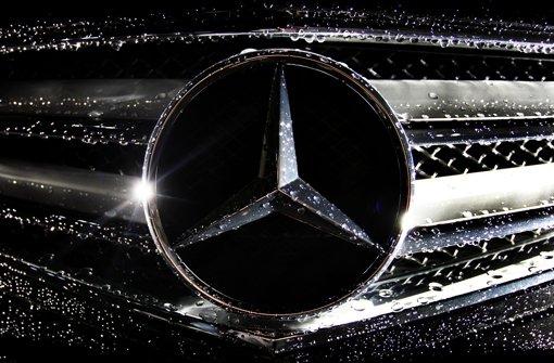 Daimler und fünf andere sind dabei