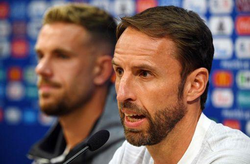 """Gareth Southgate nach Zettelpanne: """"Offensichtlich ein Nachteil"""""""