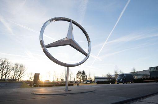 Auswertung: Daimler verkauft in China jedes fünfte Fahrzeug