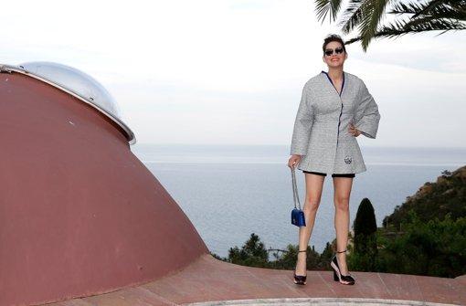 Dior stimmt auf Filmfestspiele ein