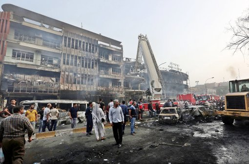 Irak will  Missstände bei Kontrollen beenden
