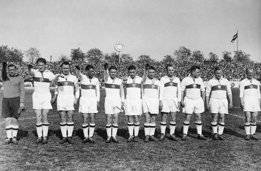 Die braune Vergangenheit des VfB