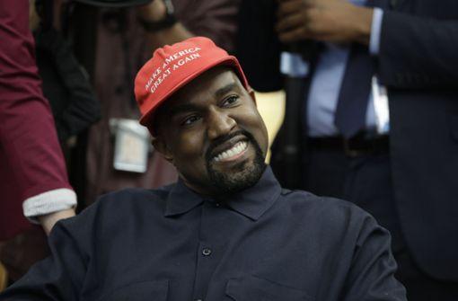 Kanye West distanziert sich von Trump