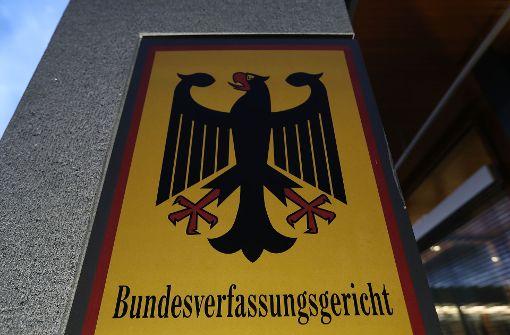 Karlsruhe verkündet historisches Urteil