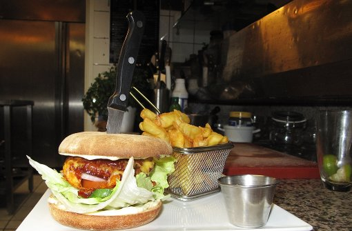Stuttgarts beste Burger-Restaurants