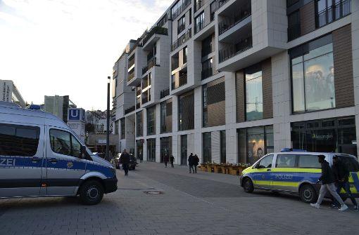Die Schlägerei hatte einen Großeinsatz der Polizei ausgelöst.  Foto: Andreas Rosar Fotoagentur-Stuttg