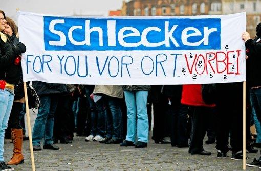 Schlecker: Alle hoffen auf Karstadt-Retter