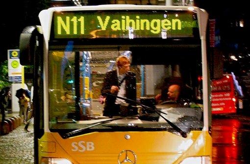 Nachtbus steuert bald Rohrer Höhe an