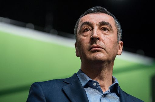 Cem Özdemir sieht seine Zukunft in Berlin