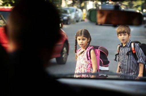 Schulweg: Immer mehr Kinder verunglücken
