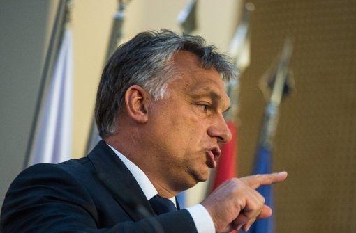 """""""Niemand kann verlangen, dass Ungarn sich ändert"""""""