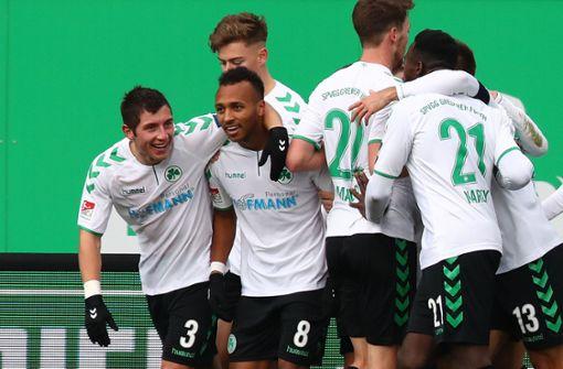 Greuther Fürth will Julian Green halten