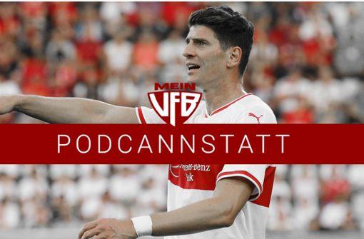 Der Torjäger trifft und die VfB-Filiale kommt