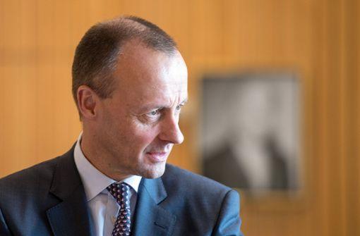 Friedrich Merz kündigt offiziell Kandidatur für Vorsitz an