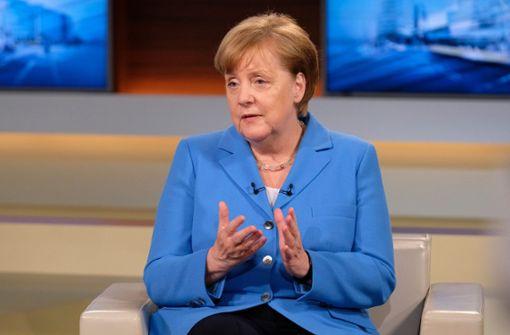 Das sagt Angela Merkel zu Özil und Gündogan