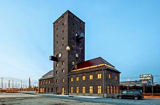 Neues Leben im  alten Wasserturm