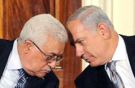 Abbas droht Hamas mit Aufkündigung