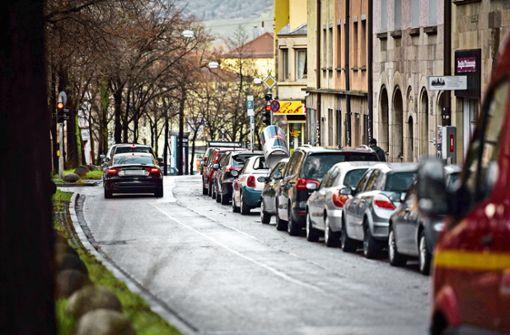 Entscheidung über Busspuren aufgeschoben