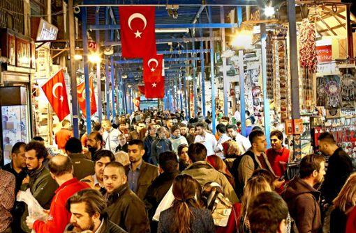 Türkei will Inflation verbieten
